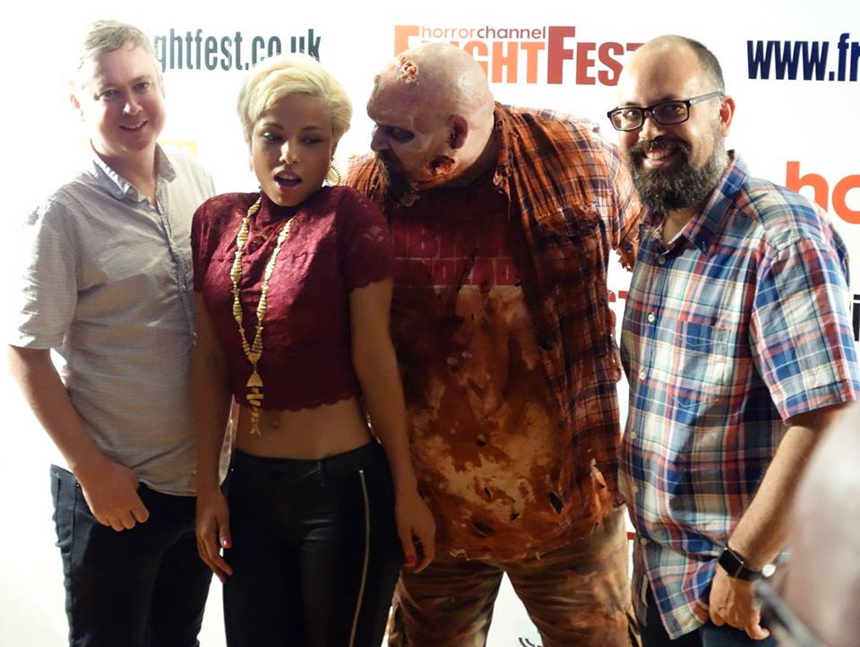 Fright Festival, Ibiza Undead, Maria Do Vales Andy Edwards. Red Rock Entertainment.