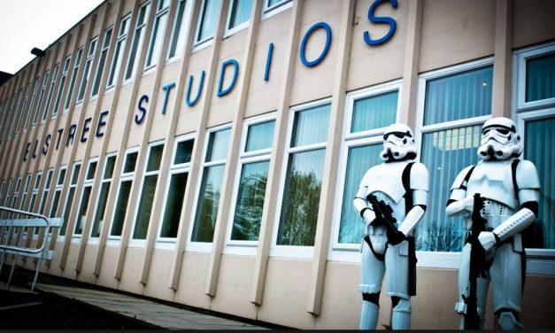 Red Rock Entertainment At Elstree Studios.