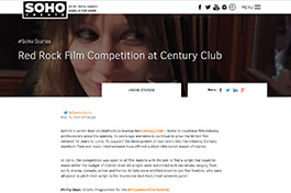 Soho Create Red Rock Film Competition Screenshot