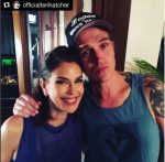 Teri Hatcher, Jason Mewes and Red Rock Entertainment.
