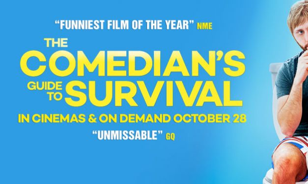Comedians Guide To Survival Hits Screens.