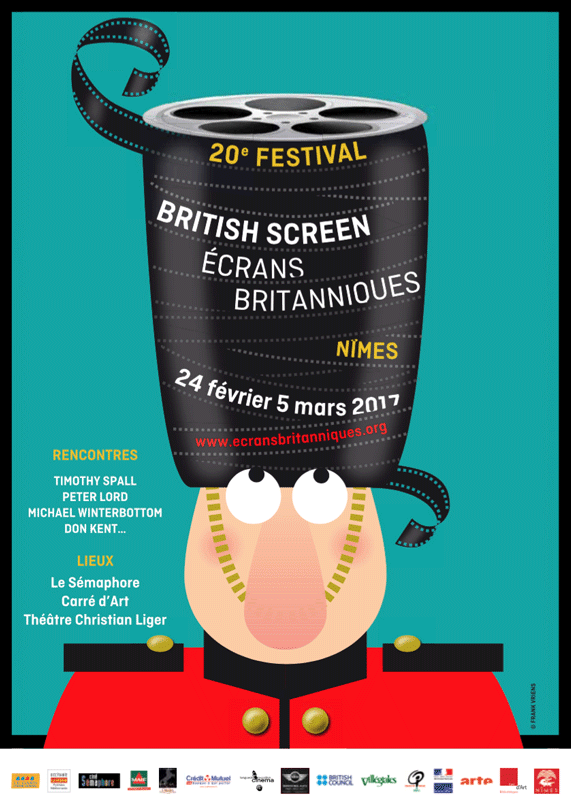 France- Film festival, Timothy Spall Honored