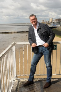 Craig Fairbrass at the South End On Sea Film Festival.