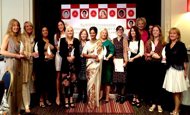 TheWIFTS Foundation International Visionary Awards, London.