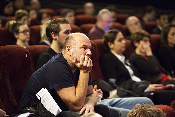 Gary Collins, Media Business Insight. Screen Film Summit at Picturehouse Central, London, 2016.