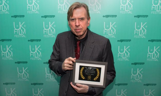 Timothy Spall Honoured For 'Once In a Lifetime' Performance At The UK Film Festival.
