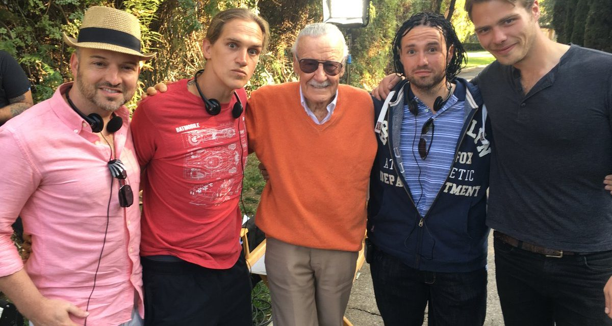 Stan Lee To Cameo In Jason Mewes Movie, Madness In the Method.