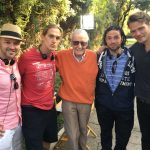 Stan Lee, Dominic Burns, Jason Mewes, Rob Weston, Madness In the Method.