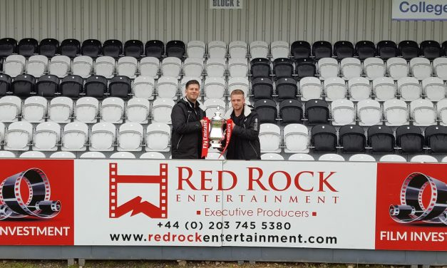 Red Rock Entertainment Renew Partnership with Boreham Wood FC