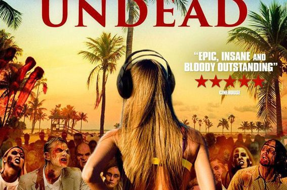 Ibiza Undead Premieres on Sky Cinema.