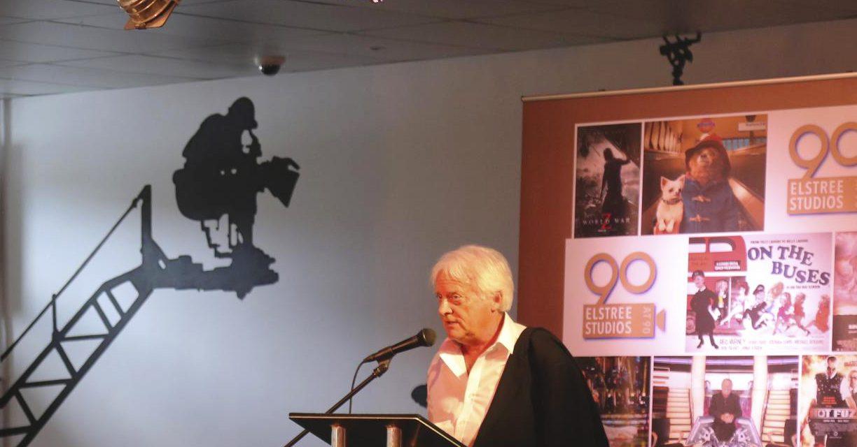 Stars of Tomorrow at Elstree Film Festival.