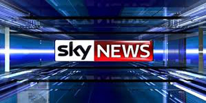 "Sky News: ""The founder of one of the UK's most successful film finance companies Gary Collins CEO of Red Rock Entertainment"""