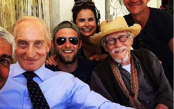 Charles Dance to Star In That Good Night.