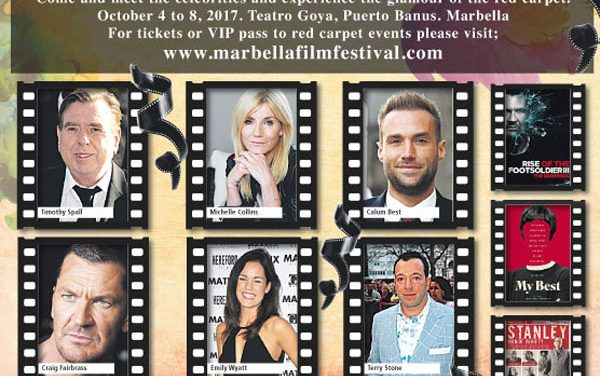 EXCLUSIVE: The glitz and glitter of the Marbella International Film Festival returns.