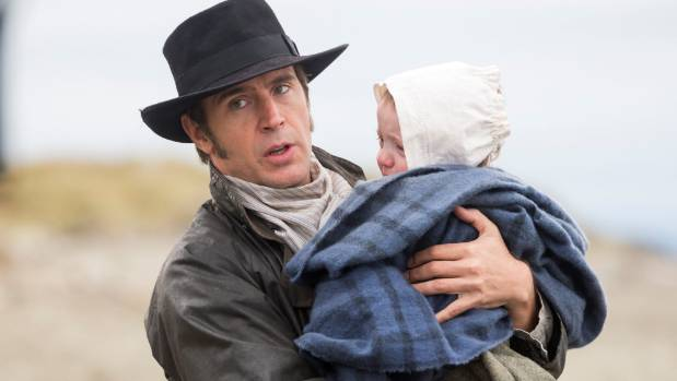 Jack Davenport on Starring in The Stolen.