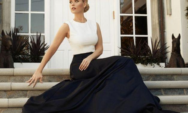 The Stolen actress Alice Eve speaks to Harpers Bazaar.