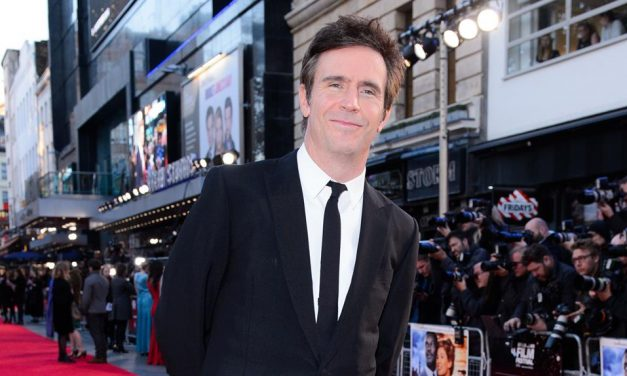 Jack Davenport on marriage to Michelle Gomez and his new film The Stolen.