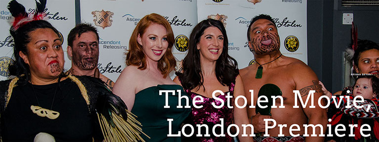 The Stolen Premiere, London