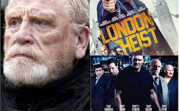 James Cosmo Awarded MBE.