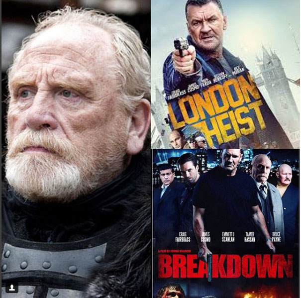 James Cosmo MBE