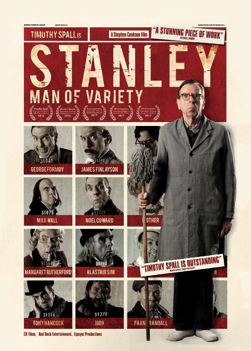 STANLEY, A MAN OF VARIETY Film Project