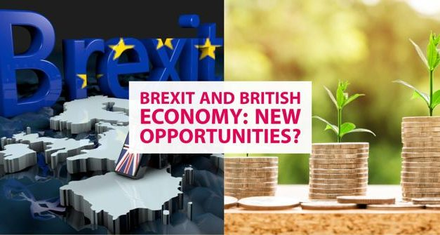Brexit Brings New Opportunities For The British Economy.