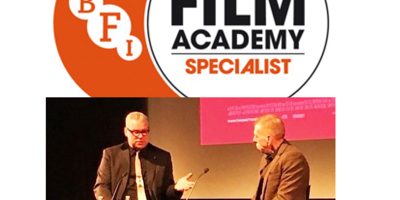 Top Film Critic Welcomes Timothy Spall to the British Film Institute.