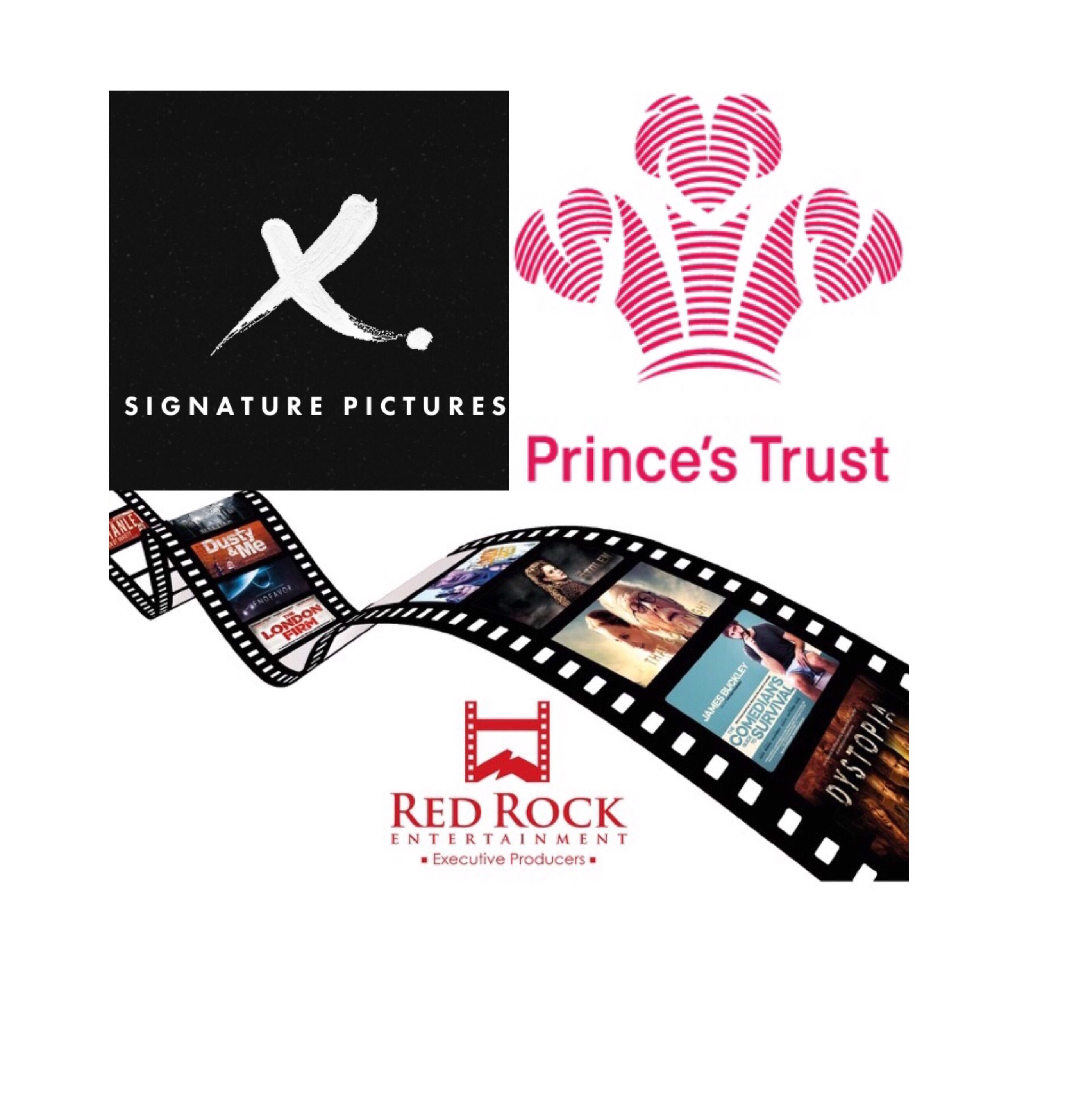 Princes trust red rock entertainment and signature pictures