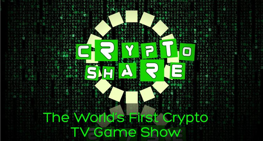 The worlds first crypto tv game show