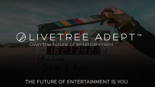 Blockchain-based Livetree Partner With Red Rock Entertainment.
