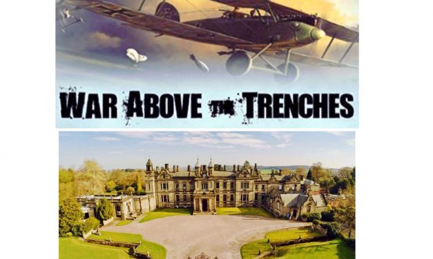 SANDON HALL TO HOST EXCLUSIVE FIRST SHOWING OF WWI DOCUMENTARY.