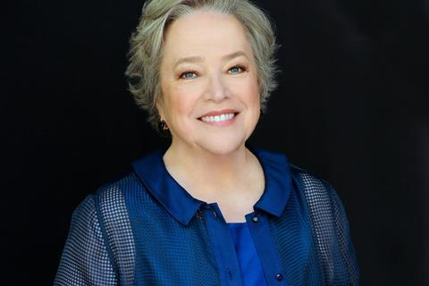 HollyWood Reporter- Kathy Bates Joins Robert Graves Biopic 'The Laureate'
