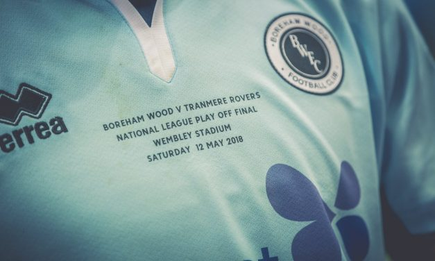 Boreham Wood FC's Journey to Wembley.