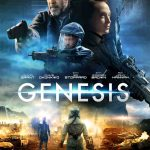 John Hannah, Olivia Grant and Warren Brown in British Sci-Fi Film Genesis.