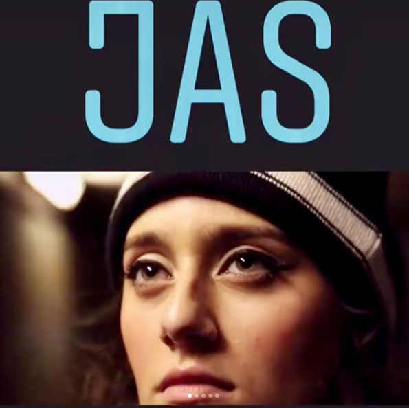 Jas,which won the Red Rock Entertainmentaward is now available to view online! ☝🏼