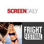 screen daily fright festiva
