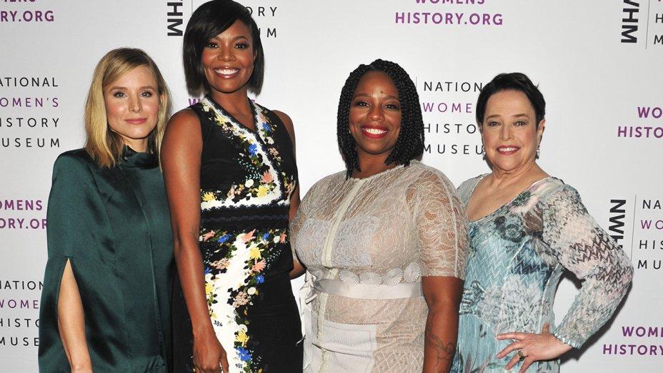Kathy Bates Honored at Women Making History Awards.