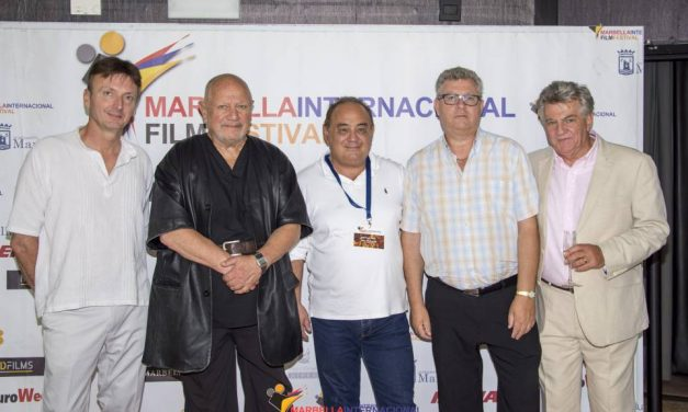 Steven Berkoff Screening and Workshop at the Marbella Film Festival