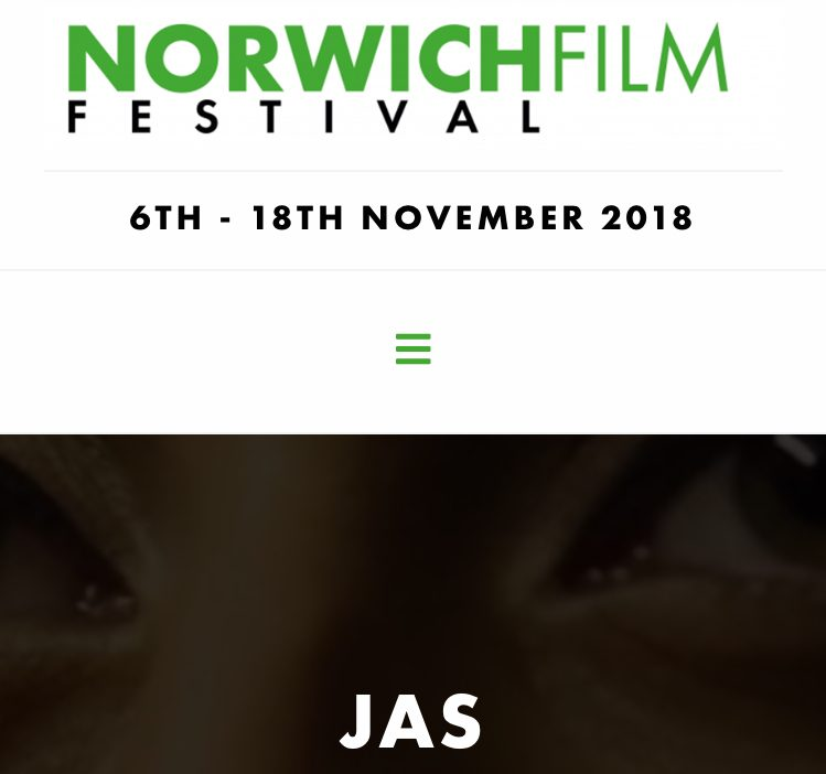 70th Cannes Film Festival, Jas Film Written &Directed by Alice Trueman produced by Red Rock Entertainment.