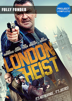 Protected: London Heist