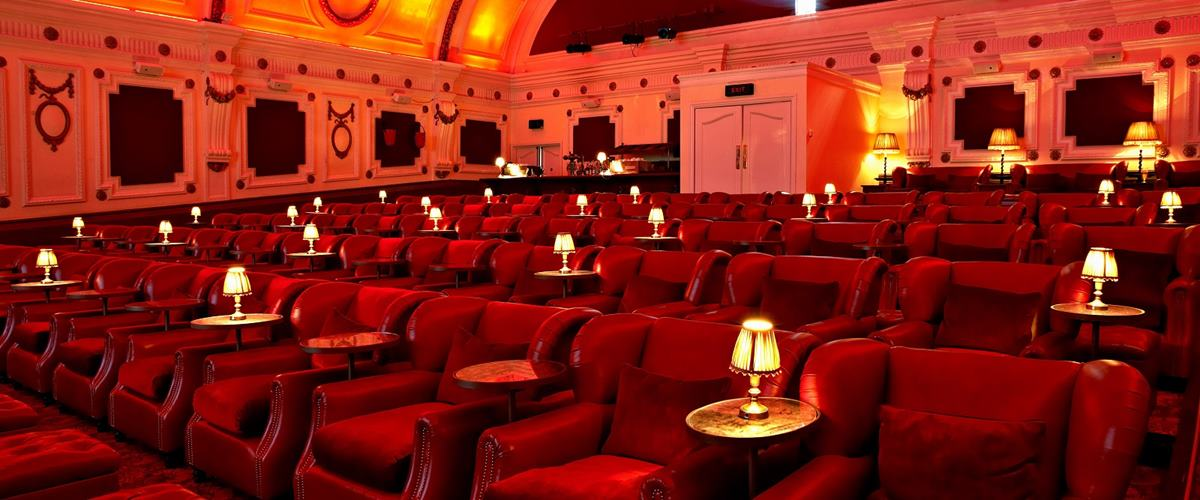 England's cinemas set for July 4 reopening with reduced social distancing.