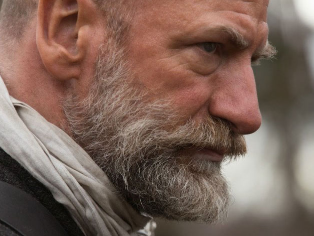 The Stolen: Graham McTavish Interview & Exclusive Clip.