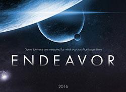 Endeavor series poster