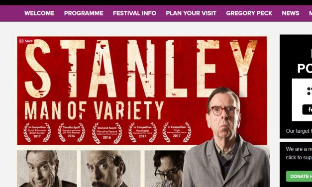 IRISH PREMIERE – STANLEY A MAN OF VARIETY