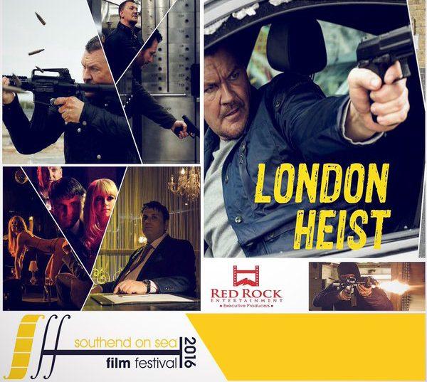 Red Rock Entertainment London Heist Premiere, Southend On Sea