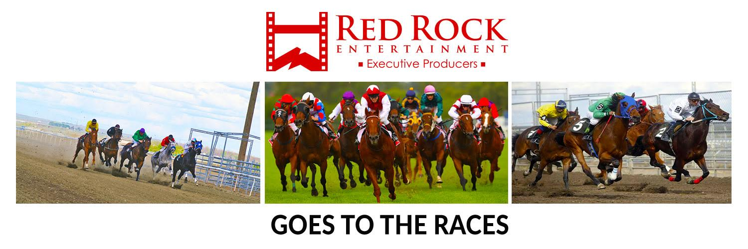 Red Rock Entertainment sponsors Sandown Races.