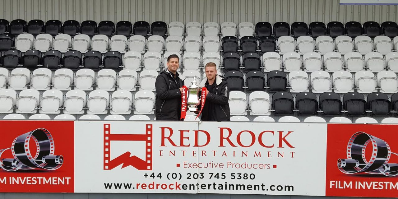 Red Rock Entertainment Renew Partnership with Boreham Wood FC