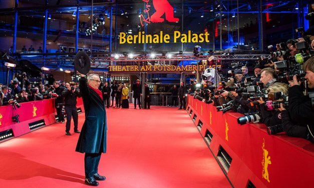 Red Rock Entertainment Positioned Solidly Behind British Filmmaker as they head to Berlinale Film Festival.
