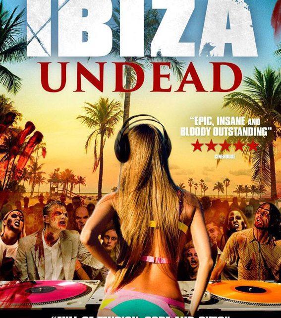 Ibiza Undead Premieres on Sky Cinema.
