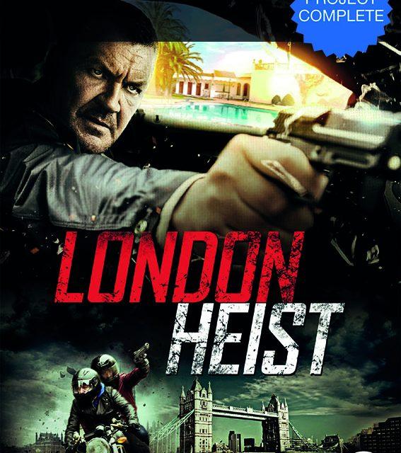 LIONSGATE UK Unleashes Heist Thriller LONDON HEIST
